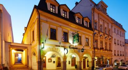 Hotel Nelly Kellys<br/>Trutnov
